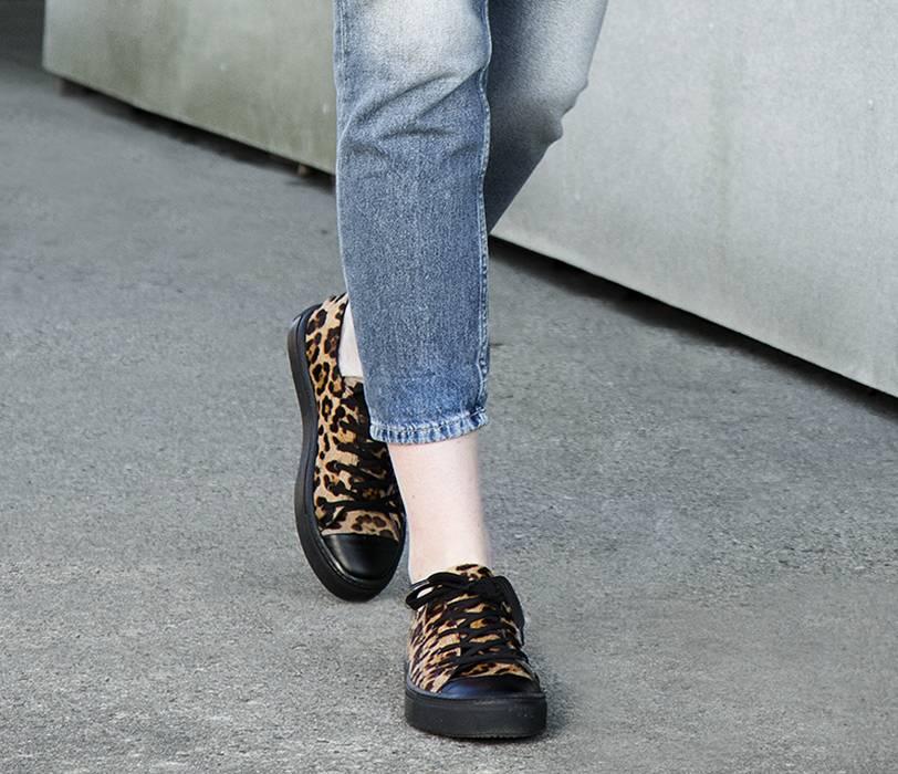 ZIVAANO Sneaker Joske Women's shoes in plus sizes Zivaano
