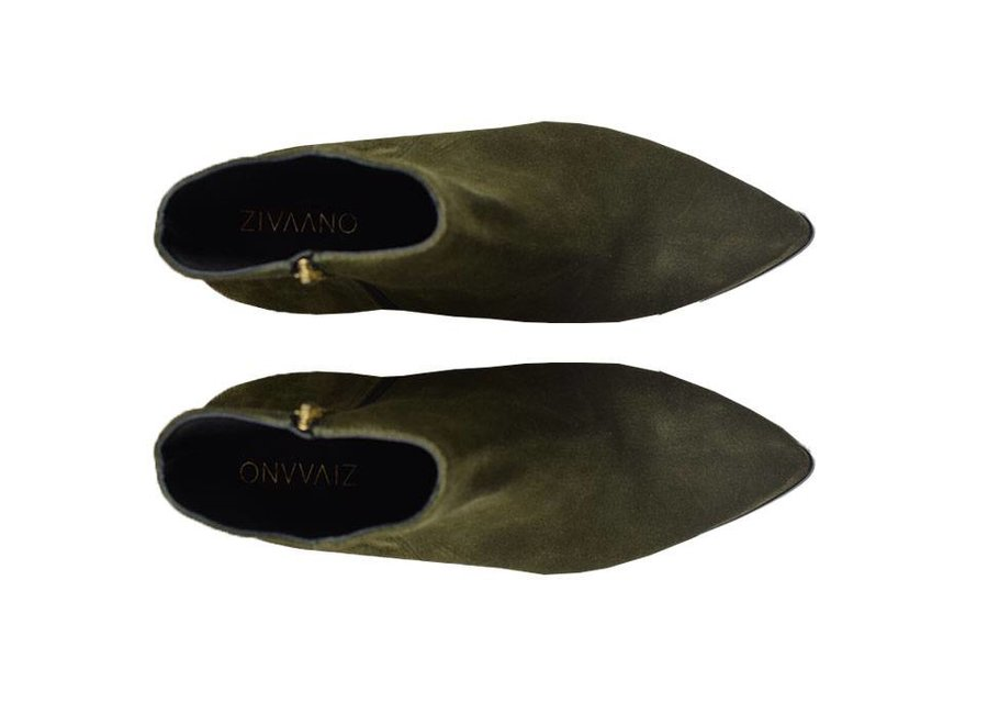 Ankleboot Cato - olive green