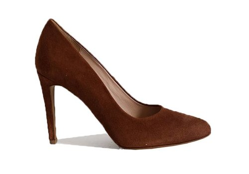 Heels Emma - cognac/brown
