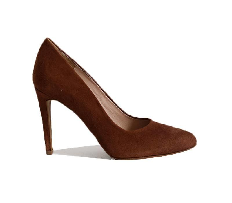 Heels Emma Brown/ cognac