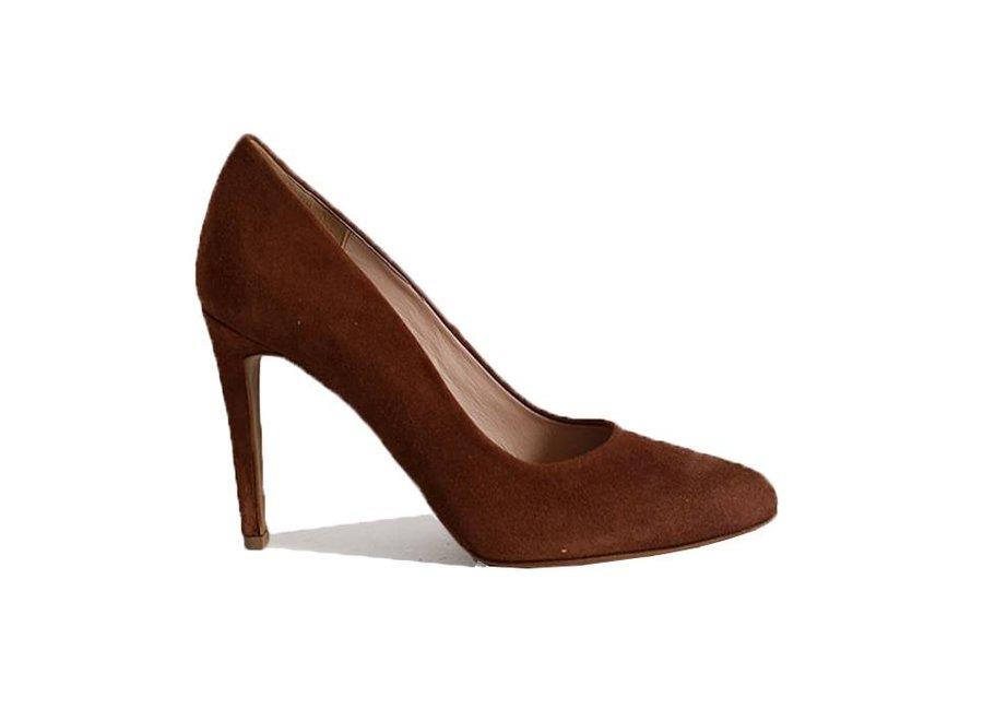 Heels Emma - cognac/brown