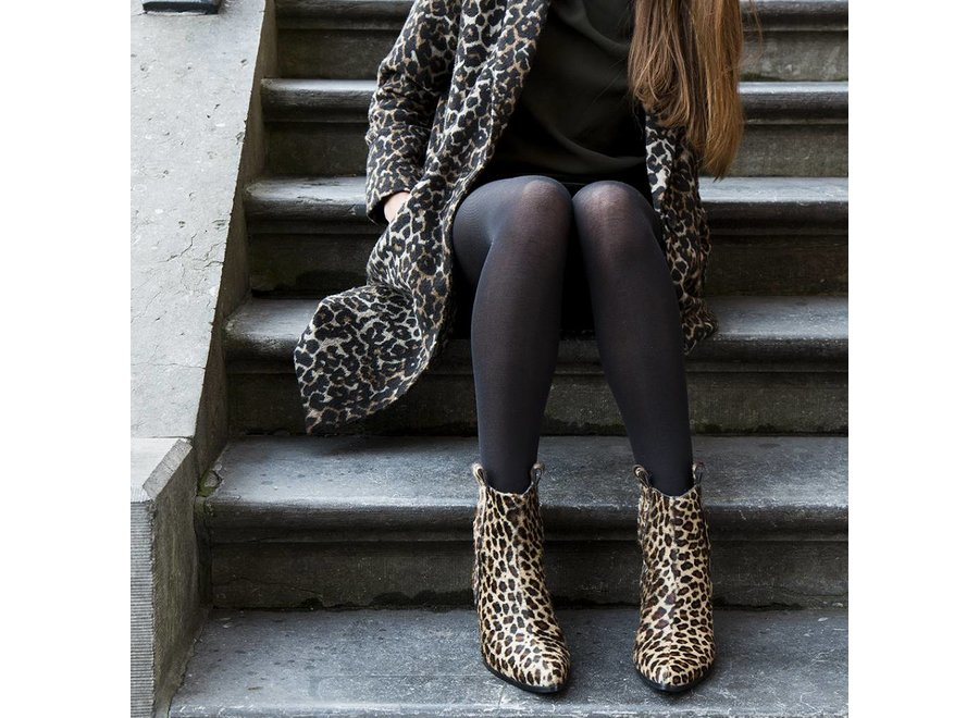 Ankleboot Cato - leopard