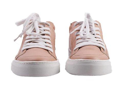 Sneaker Pippa -lichtroze