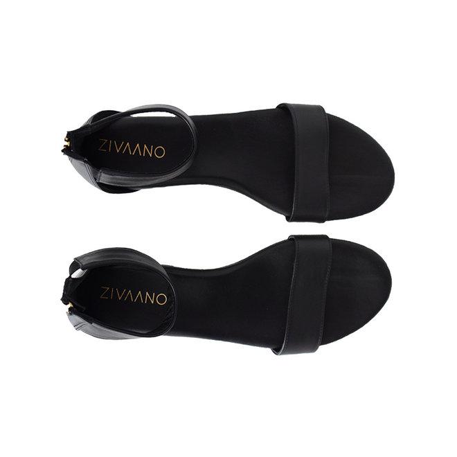 Sandaal Mariette - zwart
