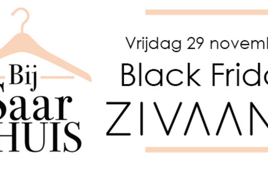 Vrijdag 29 november Black Friday in de winkel van Bij Saar Thuis