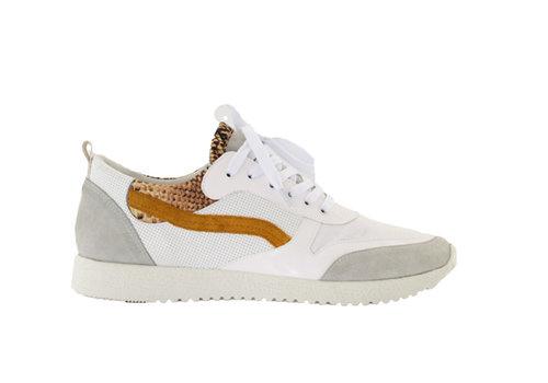 Sneaker Roos- wit