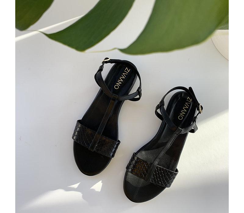 Sandaal Marcella - zwart