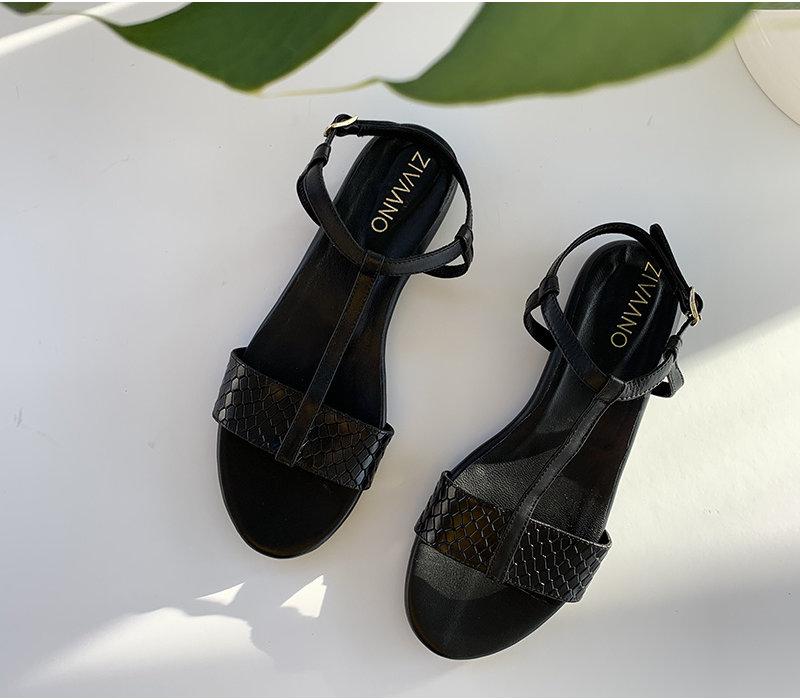 Sandal Marcella - zwart