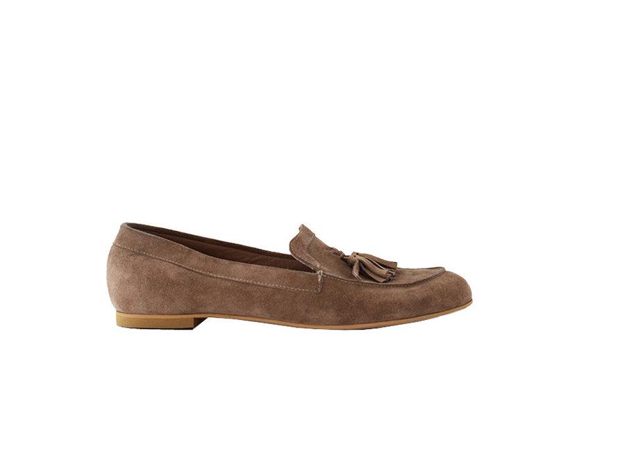 Beige loafers Karina