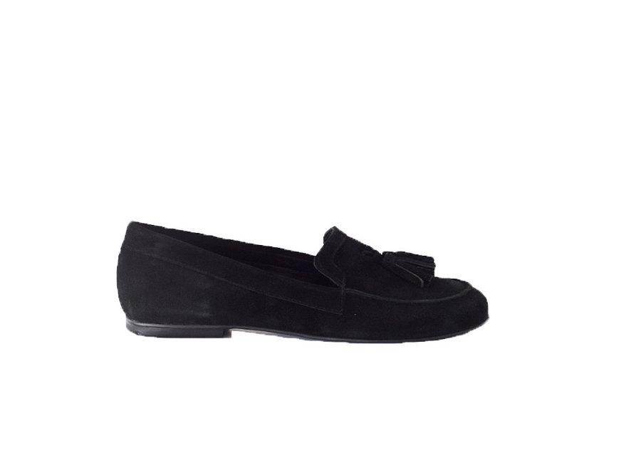 Loafers Karina - black
