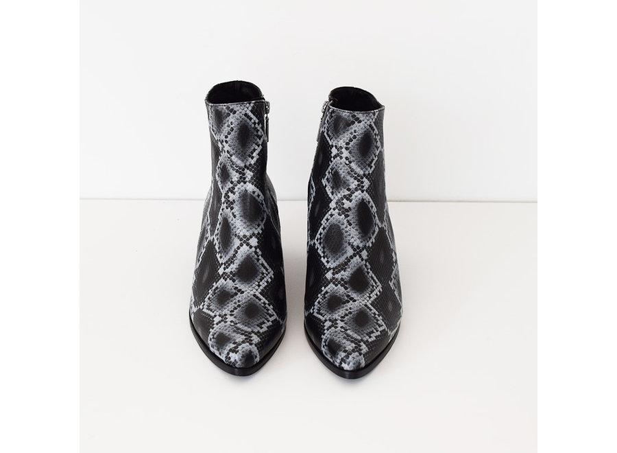Ankleboot Cato - snake print