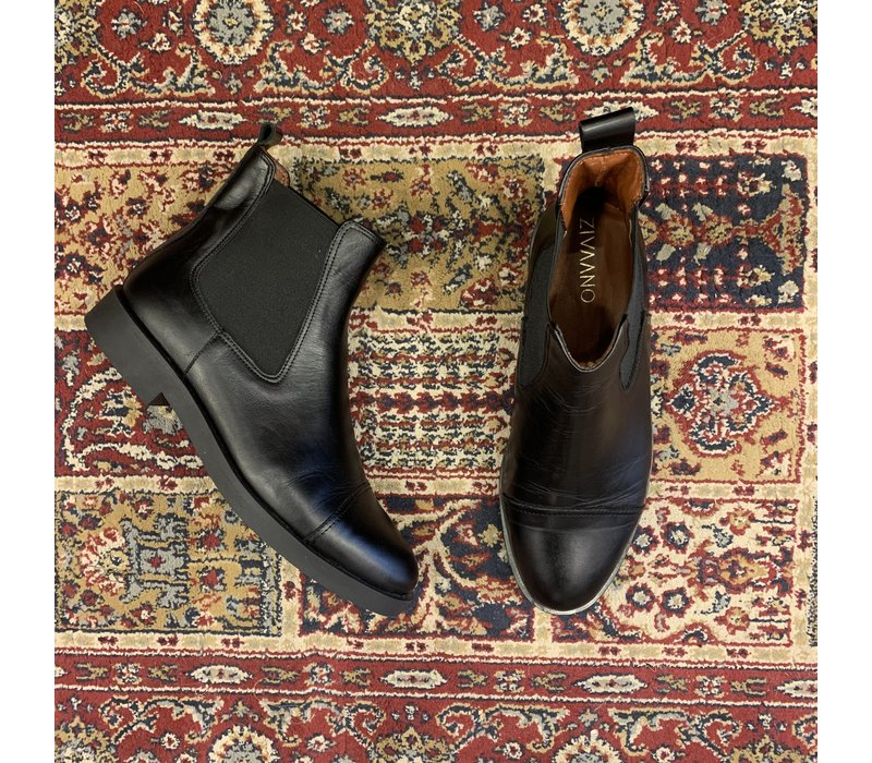 Chelsea boots Juul - zwart