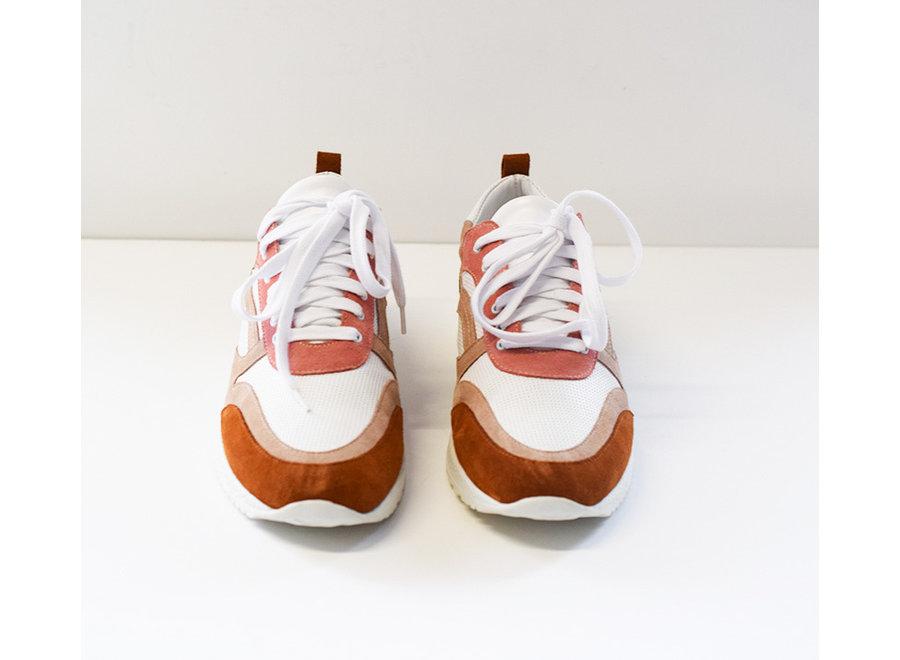 Sneaker Roos - white/beige
