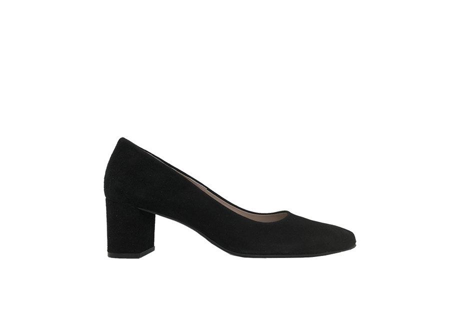 Heels Fleur- black