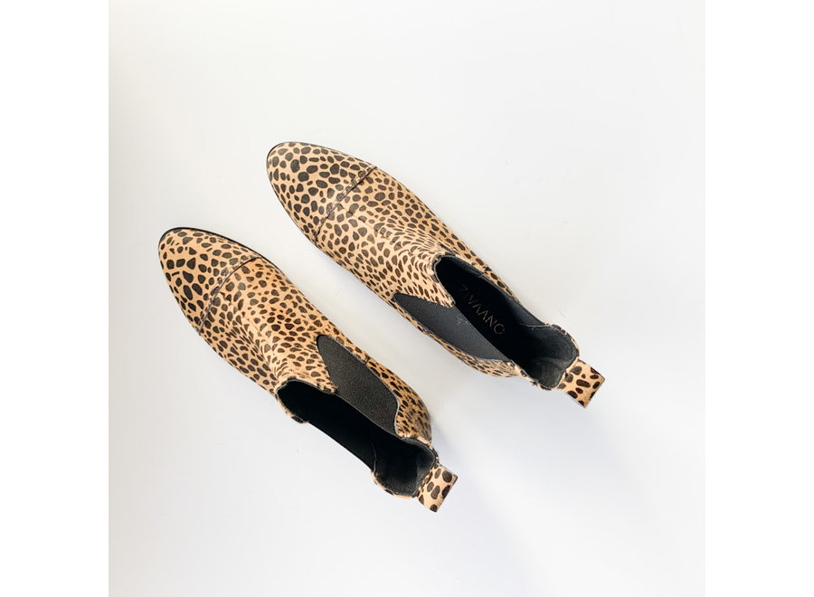 Ankleboot Joan cheetah