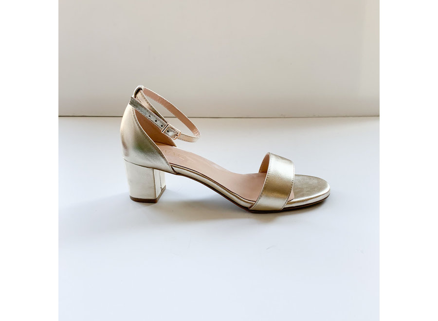 Heels Fabienne - gold