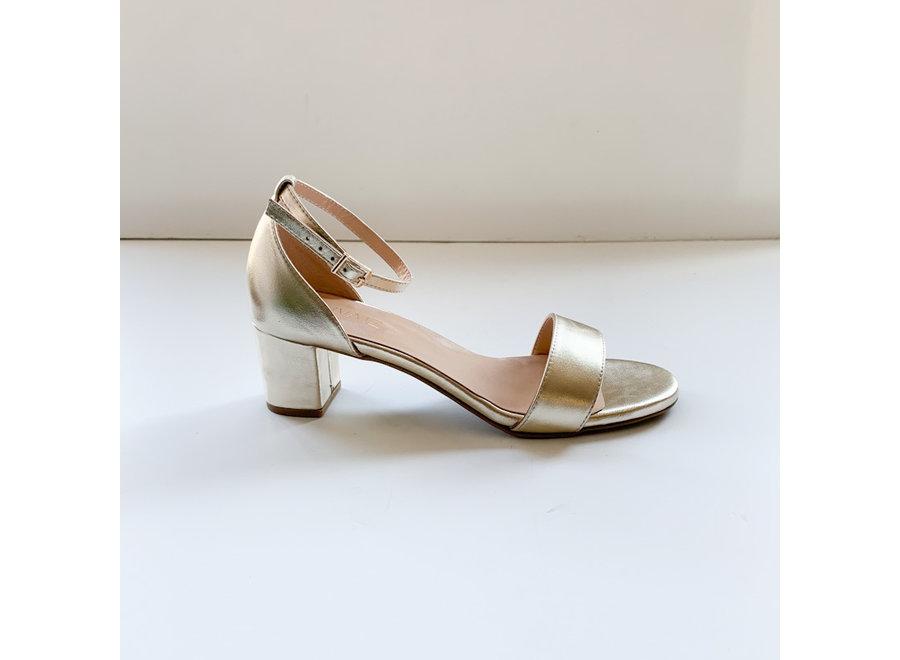 Sandaal Fabienne - goud