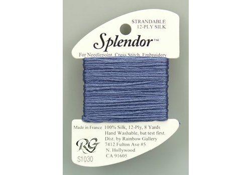 Needlepaints Splendor Medium Blue Violet