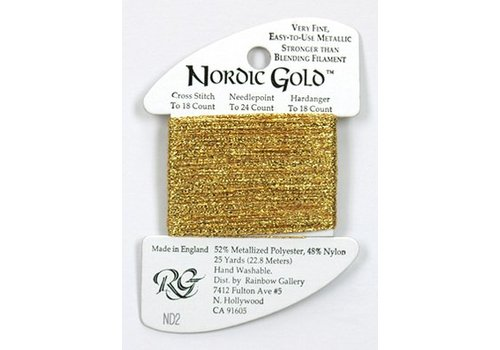 Rainbow Gallery Nordic Gold Gold