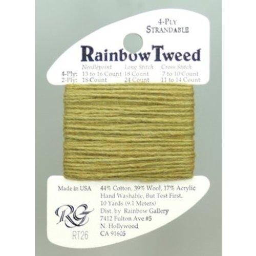 Rainbow Gallery Rainbow Tweed Sea Green