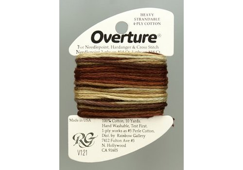 Rainbow Gallery Overture Browns