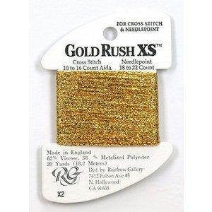 Rainbow Gallery Gold Rush XS