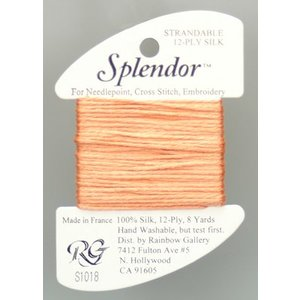 Rainbow Gallery Splendor Medium Salmon