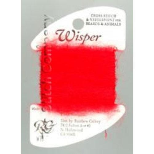 Rainbow Gallery Wisper Red