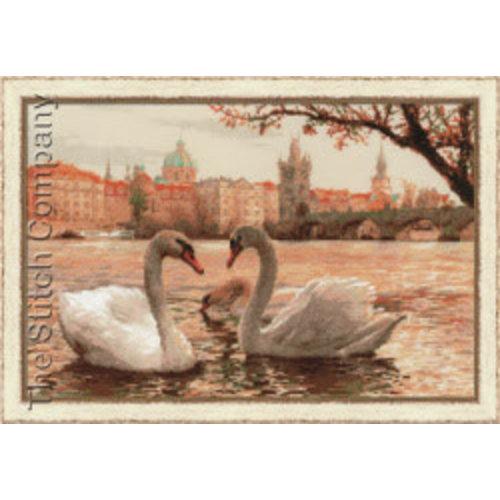 RIOLIS Swans Prague