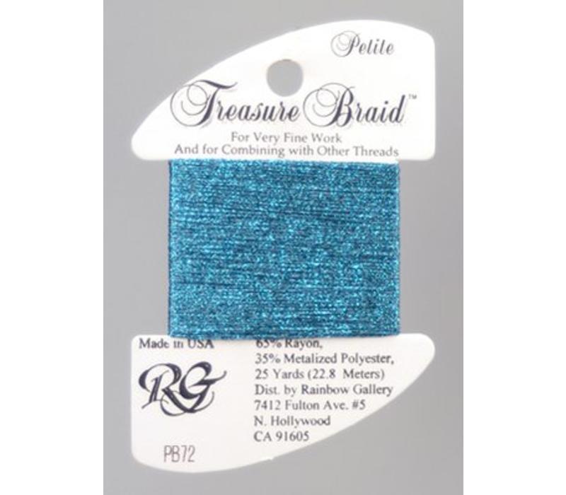 Treasure Braid Agaen Blue