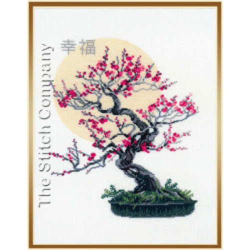 RIOLIS Bonsai Sakura Wish of Well Being