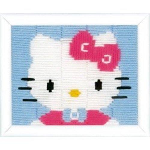 Vervaco Spansteek kit Hello Kitty