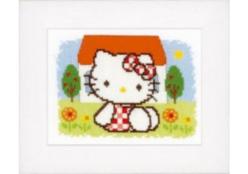 Vervaco Hello Kitty: Zomer