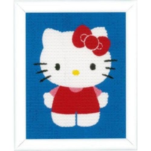 Vervaco Penelope kit Hello Kitty