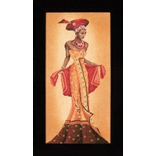 Lanarte Telpakket kit Afrikaanse mode I