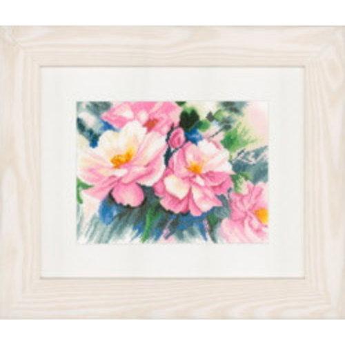 Lanarte Telpakket kit Mooie rozen