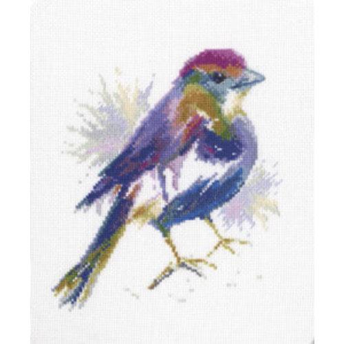RTO Blue feather