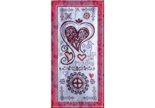 Alessandra Adelaide Needleworks Rouge Passion