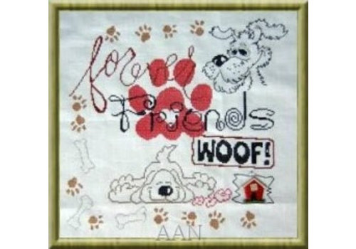 Alessandra Adelaide Needleworks My Dog Sampler