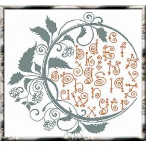 Alessandra Adelaide Needleworks Summer Alphabet