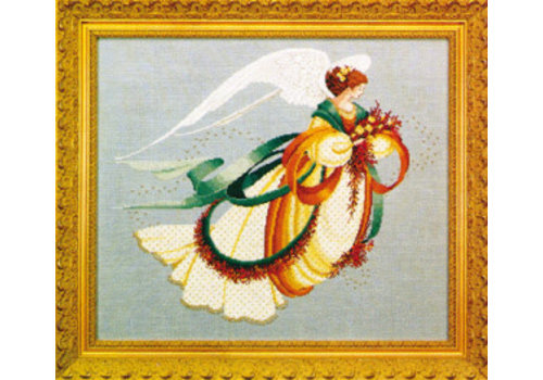 Lavender and Lace Angel of autumn - patroon