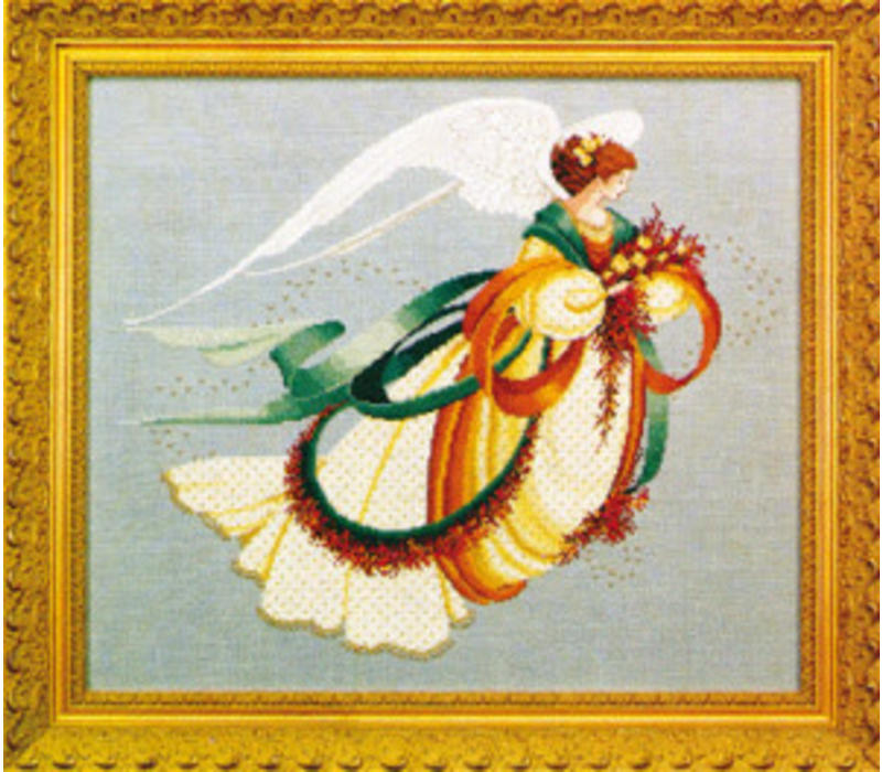 Angel of autumn - patroon
