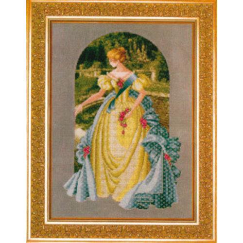 Lavender and Lace Lavender & Lace 34 - Queen Anne's Lace - patroon