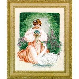 Lavender and Lace Lavender & Lace 45 - Lady Claire -  patroon