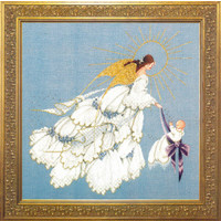 Lavender & Lace 52 - Angel of Mercy II - patroon