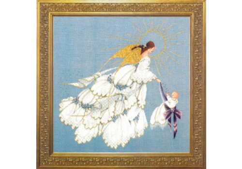 Lavender and Lace Lavender & Lace 52 - Angel of Mercy II - patroon