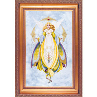 Lavender & Lace 57 - Angel of healing - patroon