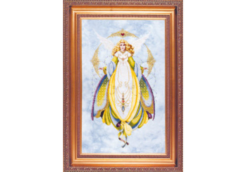 Lavender and Lace Angel of healing - patroon