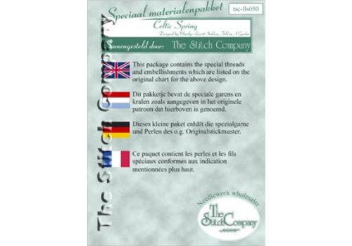 The Stitch Company Lavender & Lace 50 - Celtic spring - spec. mat.