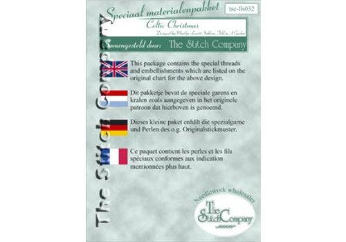 The Stitch Company Lavender & Lace 32 - Celtic Christmas - spec. mat.
